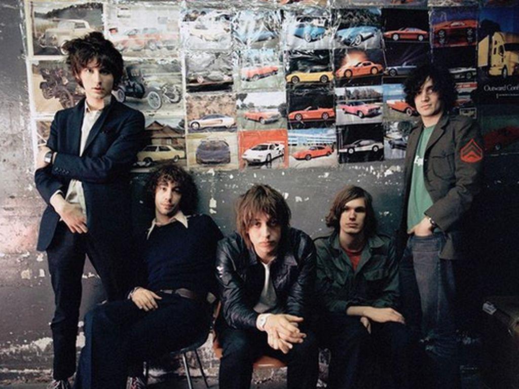 This Is It! The Strokes Tur Tahun 2019
