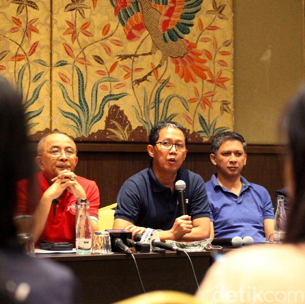 Kongres PSSI Tak Bahas Rangkap Jabatan dan Penangkapan Pengurus