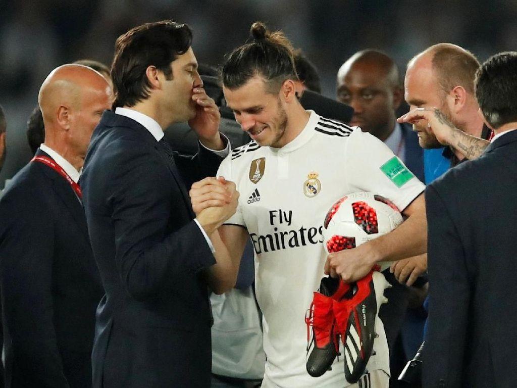 Bale Bukan Pengganti Ronaldo