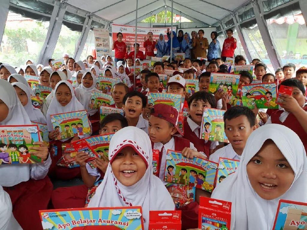 Literasi Keuangan untuk Siswa Korban Bencana Alam di Palu