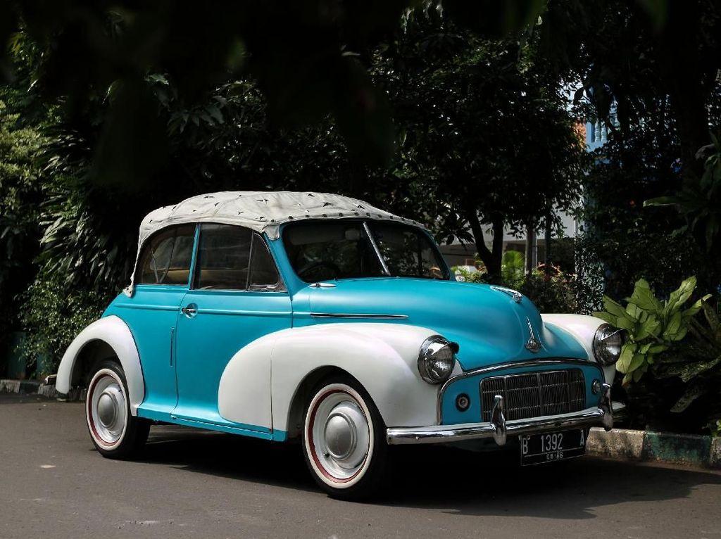Di Balik Seramnya Mobil Klasik Suzzanna