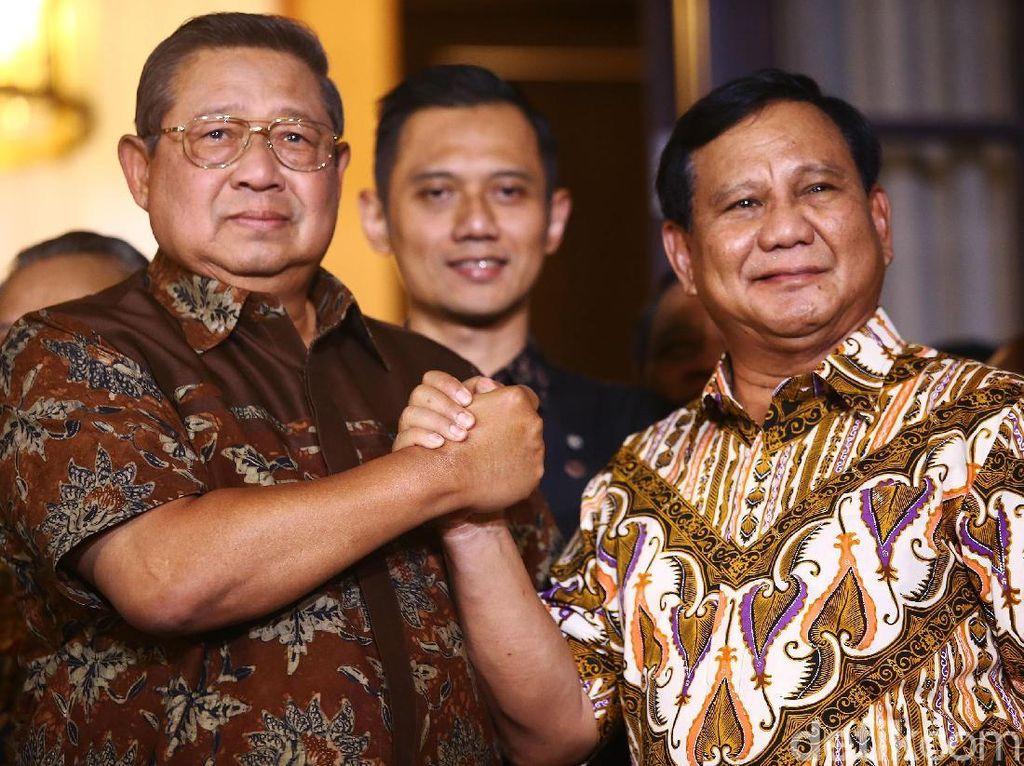 BPN Prabowo-Sandi: Tak Benar SBY Propaganda Lawan Politik Islam