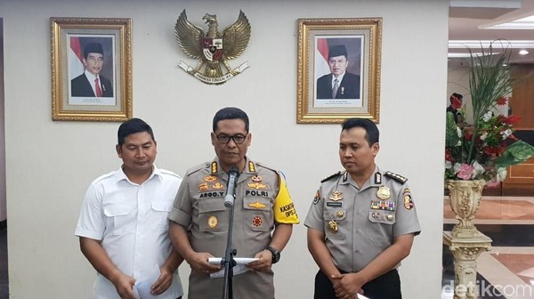 Satgas Antimafia Bola Polri Dipimpin Hendro Pandowo-Krishna Murti