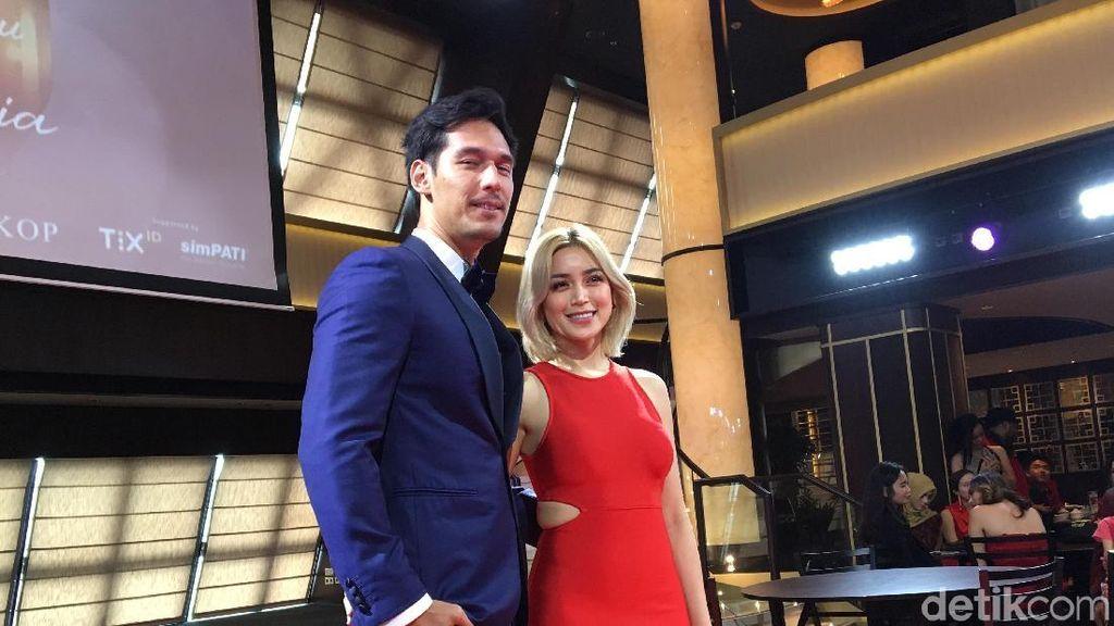 Jessica Iskandar Makin Lengket dengan Richard Kyle