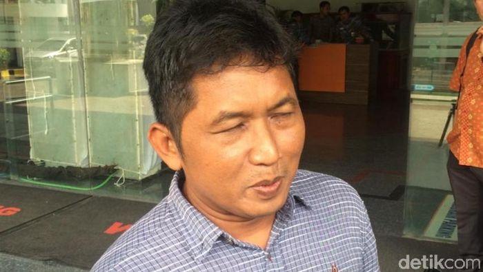 Januar Herwanto, manajer Madura FC (Yanu Arifin/detikSport)