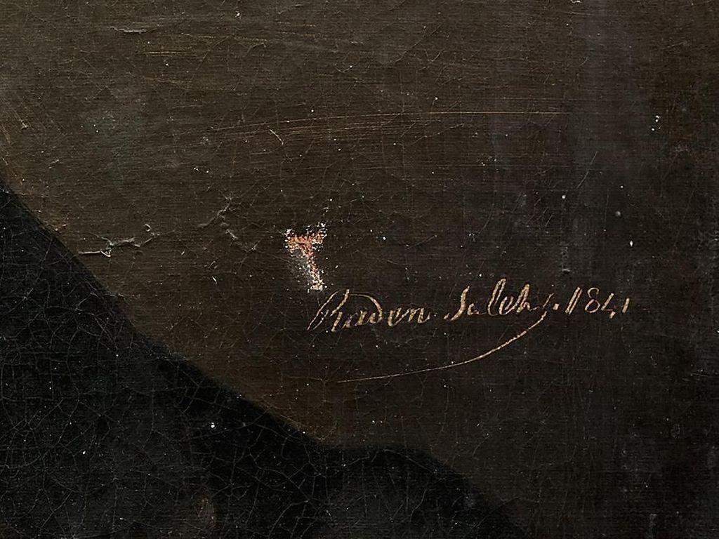 Lukisan Raden Saleh di Prancis, Dibeli Museum Pasifika Bali