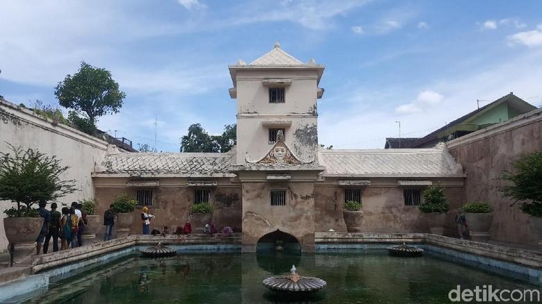 Taman Sari di Yogyakarta (Fitraya/detikTravel)