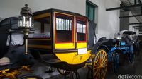 Museum Kereta Keraton (Fitraya/detikTravel)