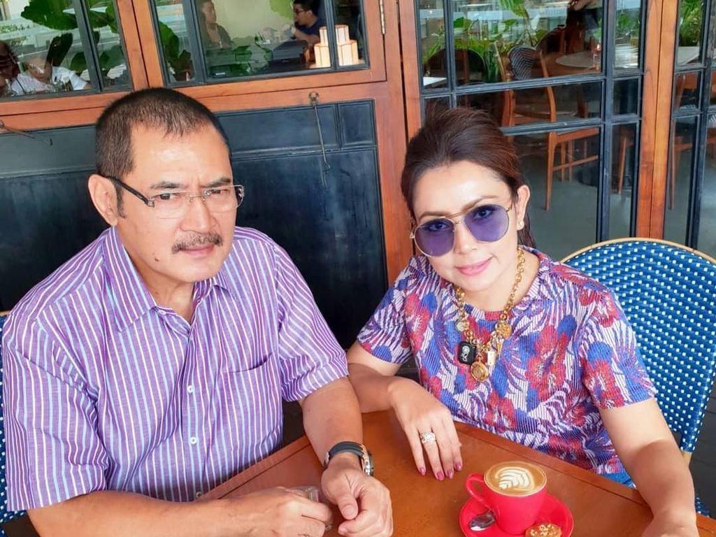 Panen Jambu Ditemani Bambang Trihatmodjo, Mayangsari: Materi Bukan Segalanya