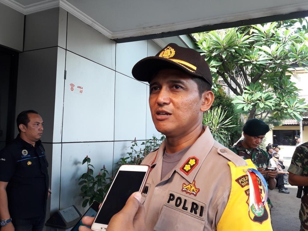 Polisi Siapkan 10 Pospam di Kalimalang Selama Libur Akhir Tahun