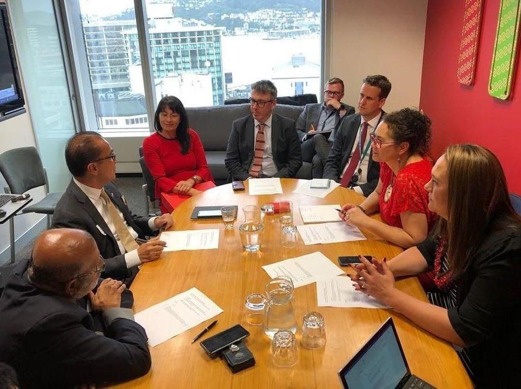 Dubes pada Parlemen Selandia Baru: Reintegrasi Papua ke NKRI Sah dan Final