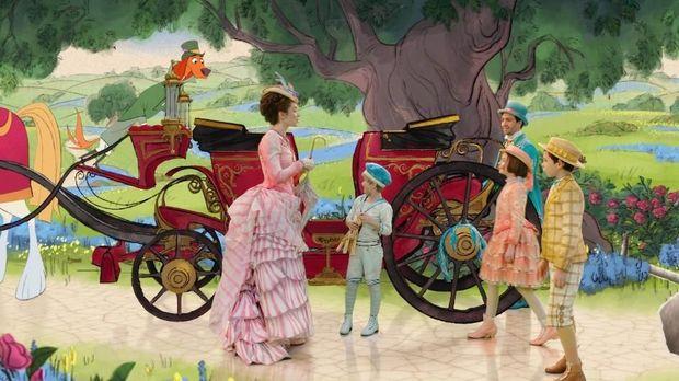 Liburan Natal, Ajak Anak Nonton Film Mary Poppins Returns yang Kaya Pesan Moral