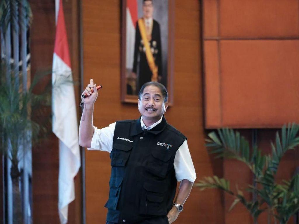 Kemenpar Kucurkan Rp 42 M untuk Pemulihan Pariwisata Banten & Lampung