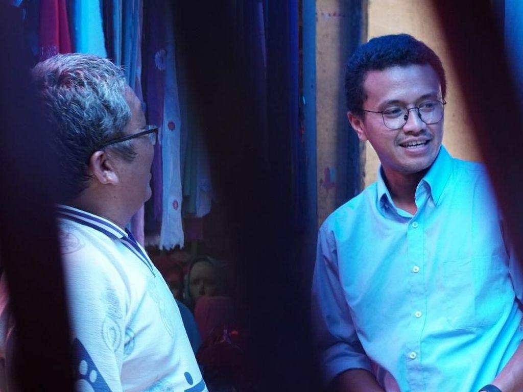 Cerita Faldo Maldini Caleg PAN yang Tetap Asyik Sapa Pro-Jokowi