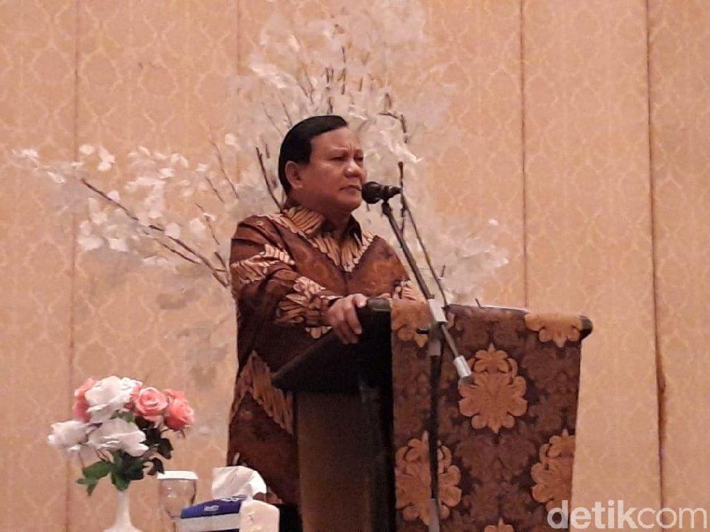 Kata Prabowo Harga Beras dan Daging RI Tertinggi di Dunia, Benarkah?