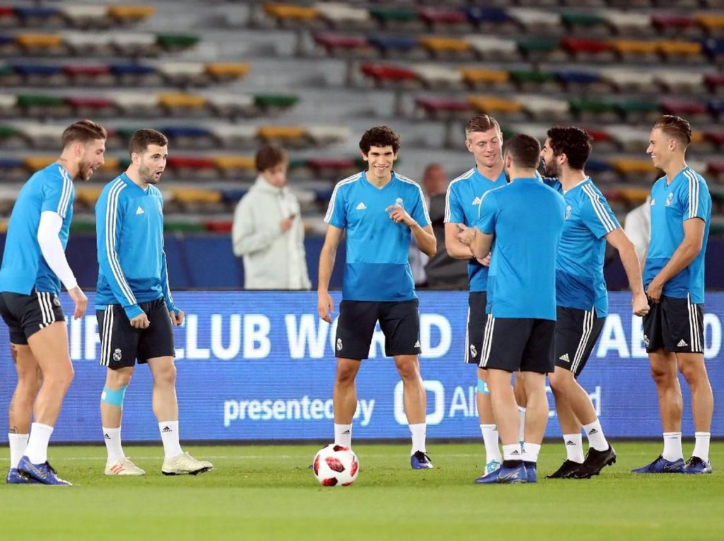 Jadwal Final Piala Dunia Antarklub: Real Madrid Vs Al Ain