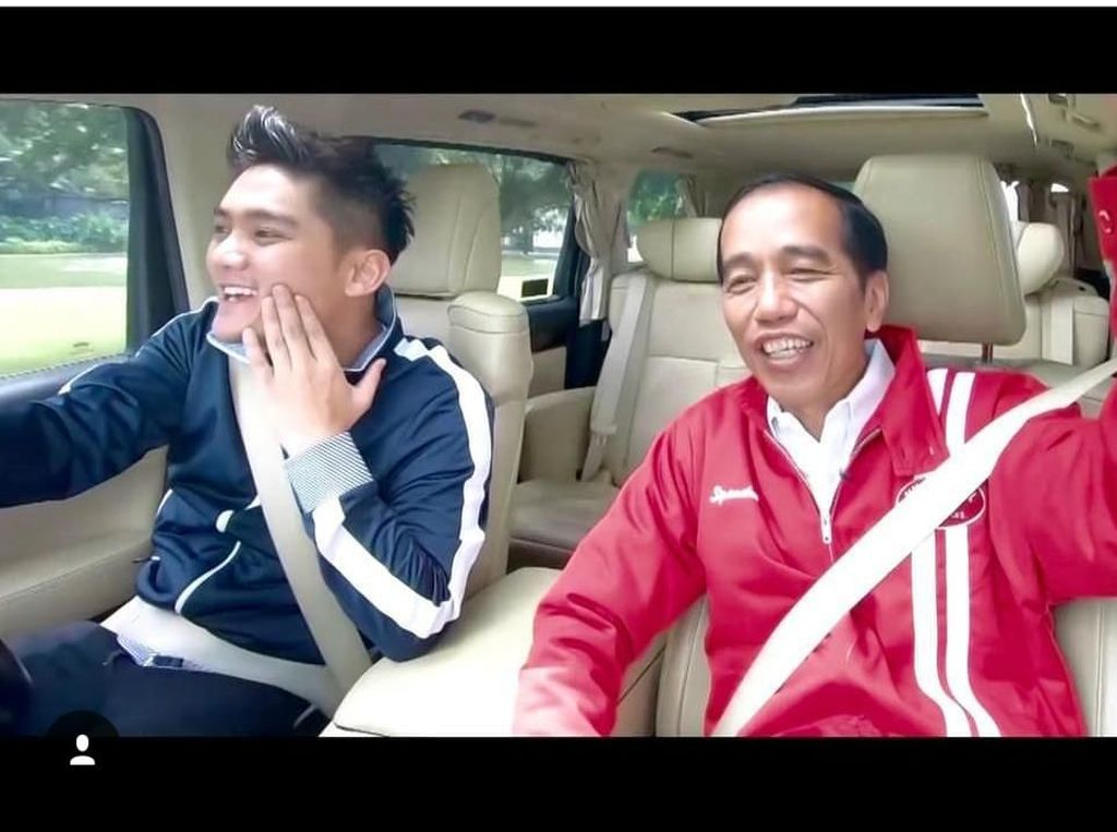 Boy William Makan Bareng Jokowi, Siapa yang Bayar?