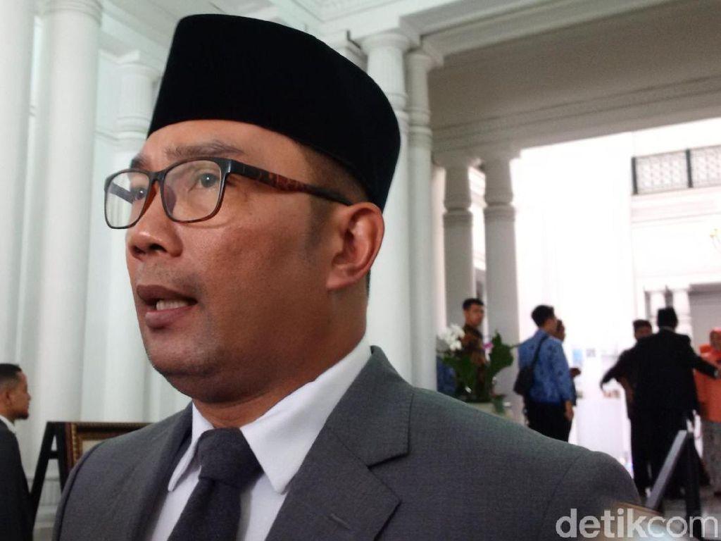 Longsor di Kampung Adat Sukabumi, Ridwan Kamil Tunggu Laporan
