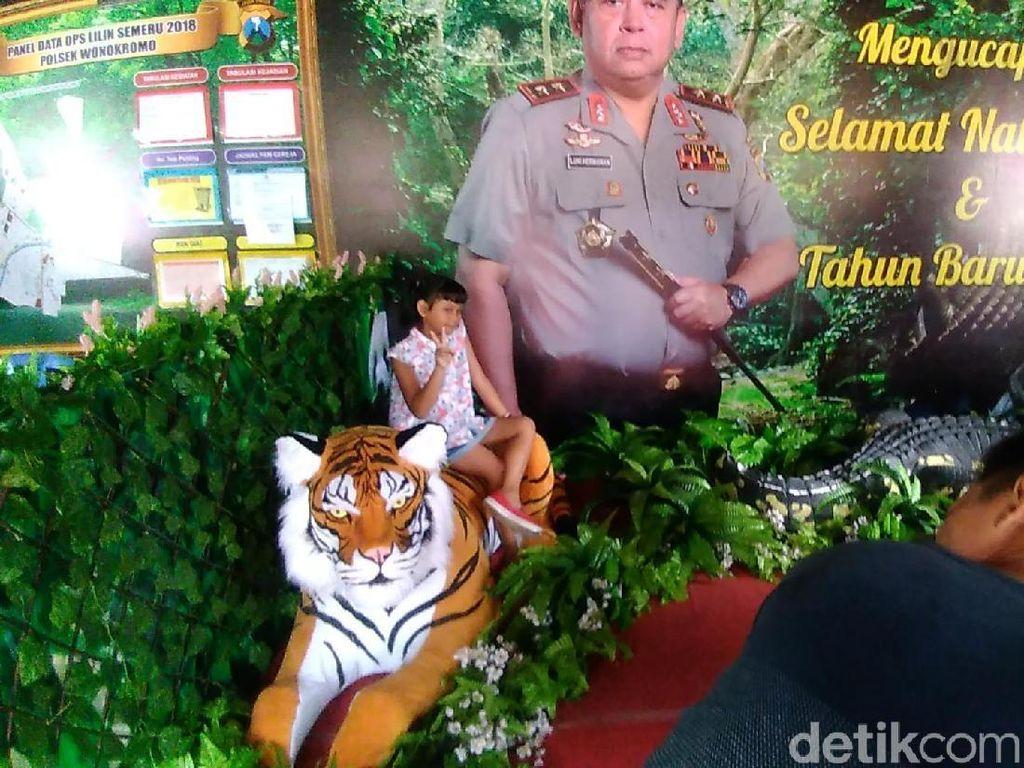 Tengok Deretan Pos PAM-Pos PAM Unik di Surabaya
