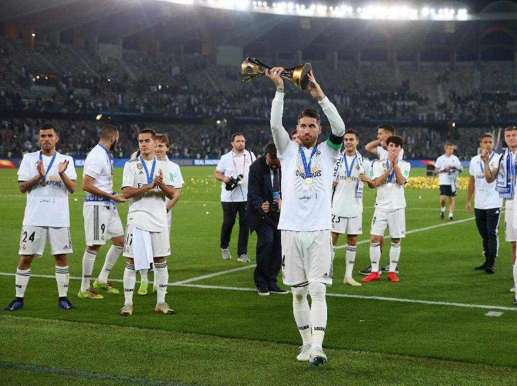 Real Madrid Sang Raja