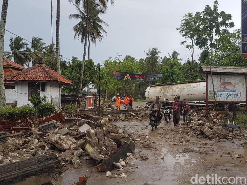 Tsunami Anyer, Jaringan Indosat Aman tapi Ada BTS yang Terganggu