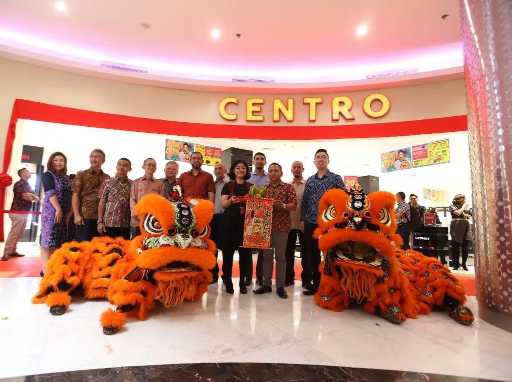 Centro Department Store Buka Gerai Kedua di Depok