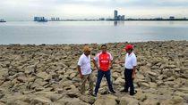 IMB Pulau Pantai Maju Bisa Gugur Jika Perda Pulau Reklamasi Terbit