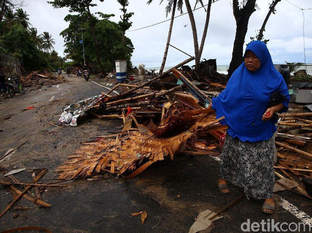 18 Korban Tsunami Carita Malam Ini Dievakuasi ke RSUD Tarakan