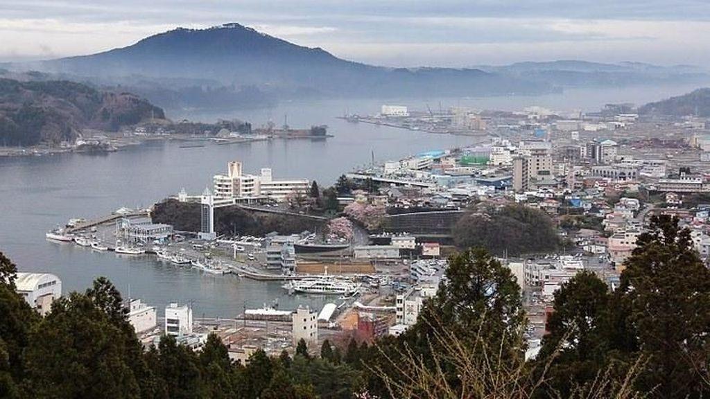 Nggak Nyangka, Pelabuhan Ikan Ini Pernah Hancur Diterjang Tsunami