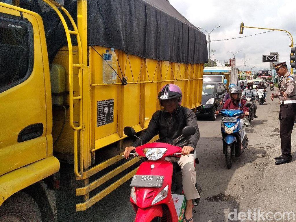 Waspadai 16 Titik Kepadatan di Sepanjang Jalur Surabaya-Malang