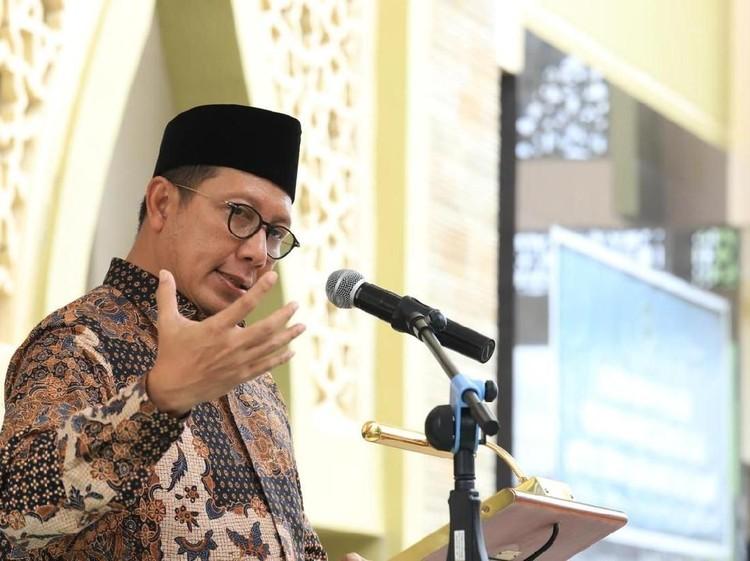 Menag Ajak Bermunajat Demi Tahun Politik Damai Tanpa Caci Maki