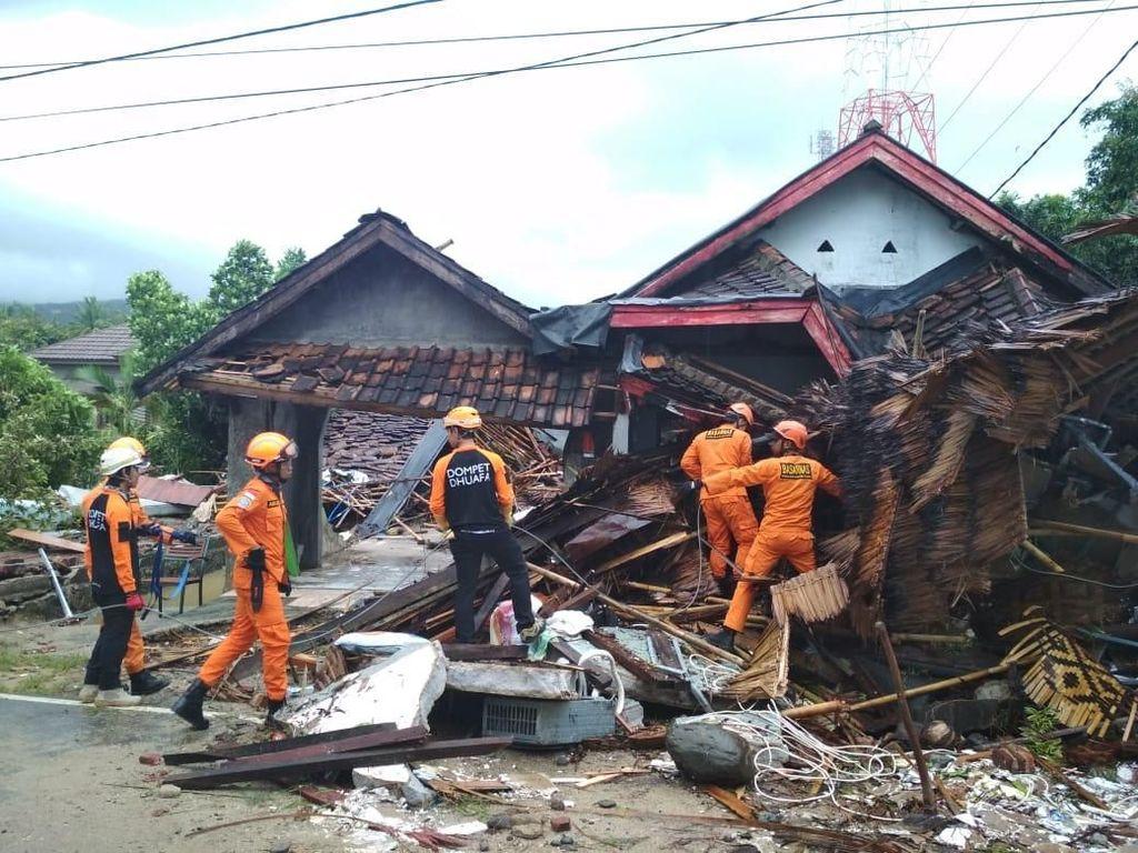 Dompet Dhuafa Kirim Tim Respons ke Lokasi Tsunami Selat Sunda