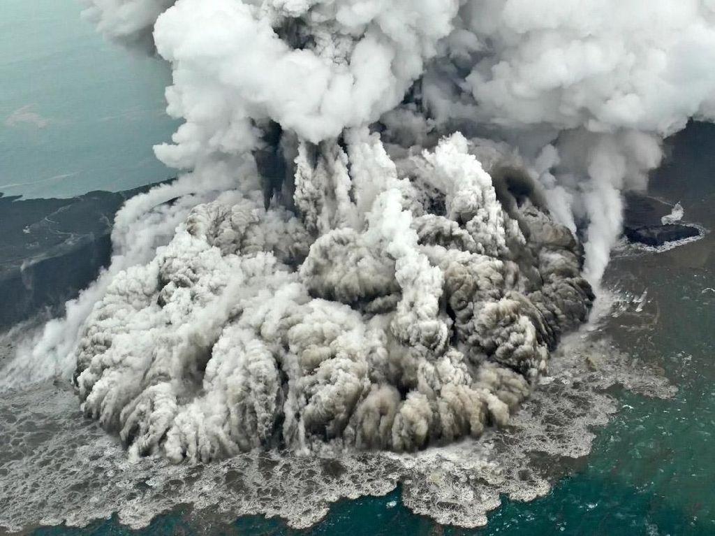 7 Hari Ngapung di Selat Sunda, Nelayan Korban Tsunami Selamat