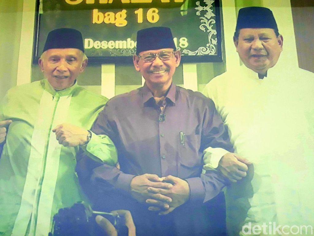 Bicara di Kajian MTA Solo, Prabowo: Ekonomi RI di Jalan Keliru