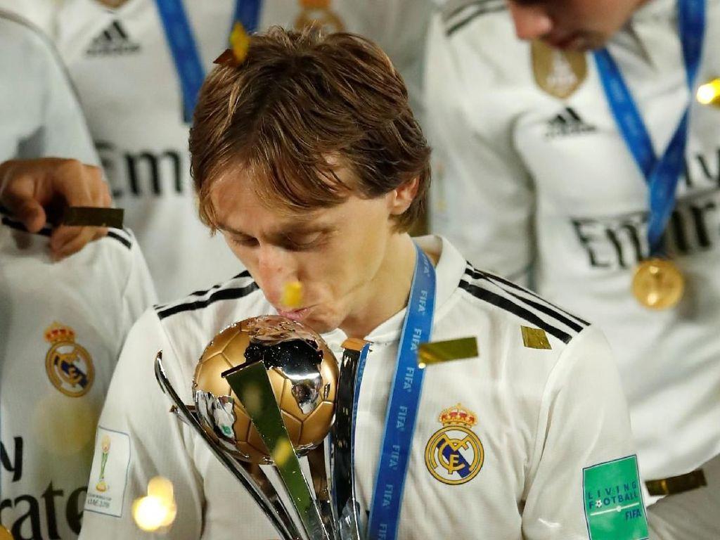 Tahun Sempurna Luka Modric