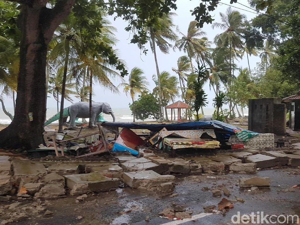 Destinasi Wisata di Lampung Selatan yang Terkena Dampak Tsunami