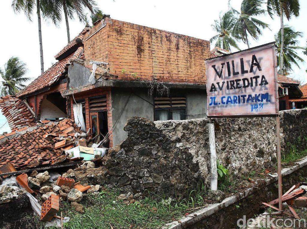 Pasca Tsunami Anyer, Dinkes Banten Siapkan 5 Pos Layanan Kesehatan