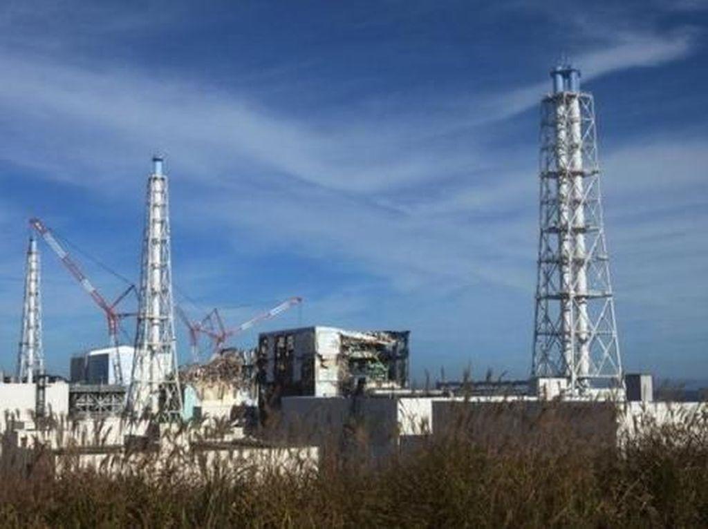 Melihat Lagi Pembangkit Nuklir Jepang yang Pernah Porak-poranda karena Tsunami