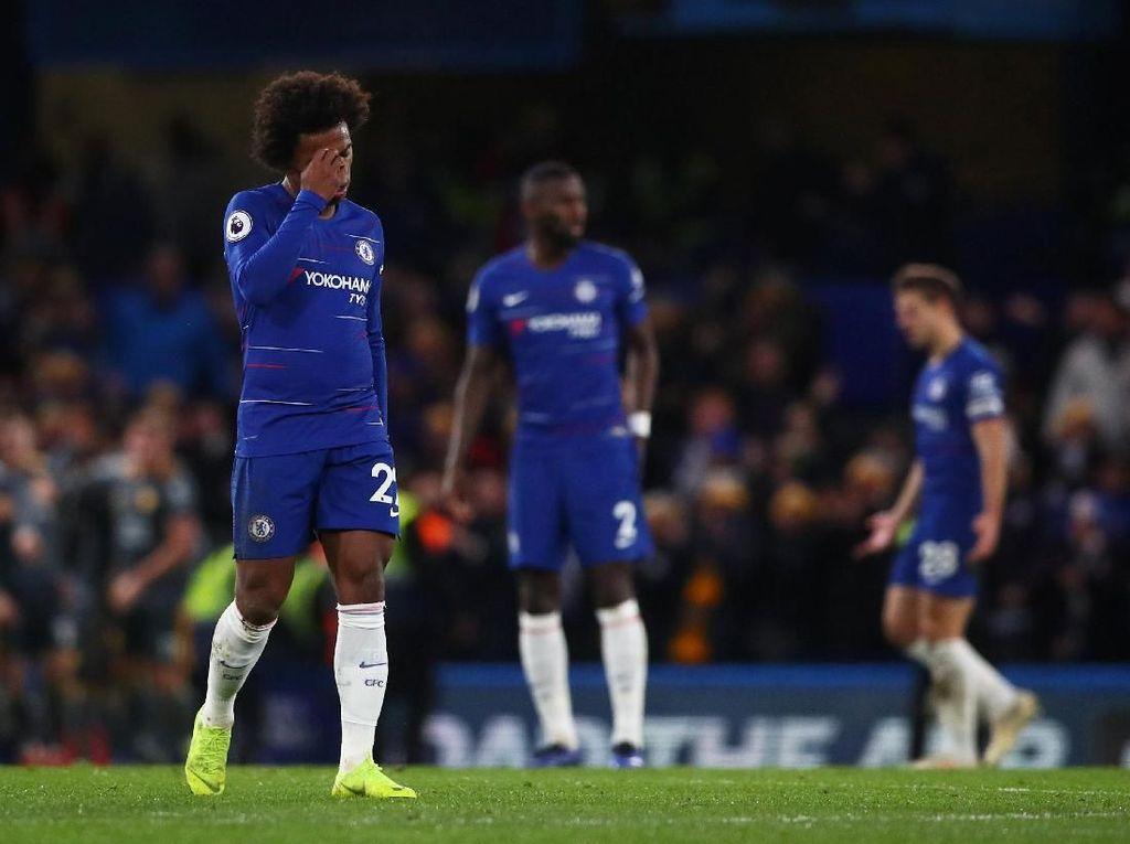 Chelsea Memang Belum Sempurna