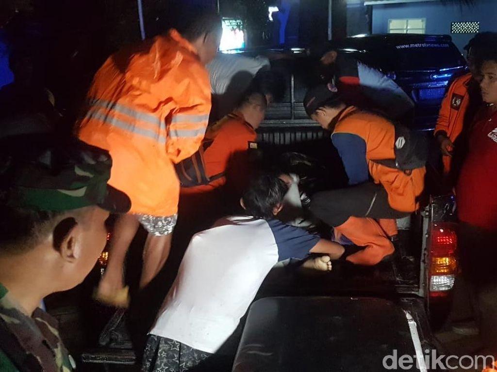 BPBD Lampung: Korban Tewas Tsunami 7 Orang, 89 Orang Luka-luka