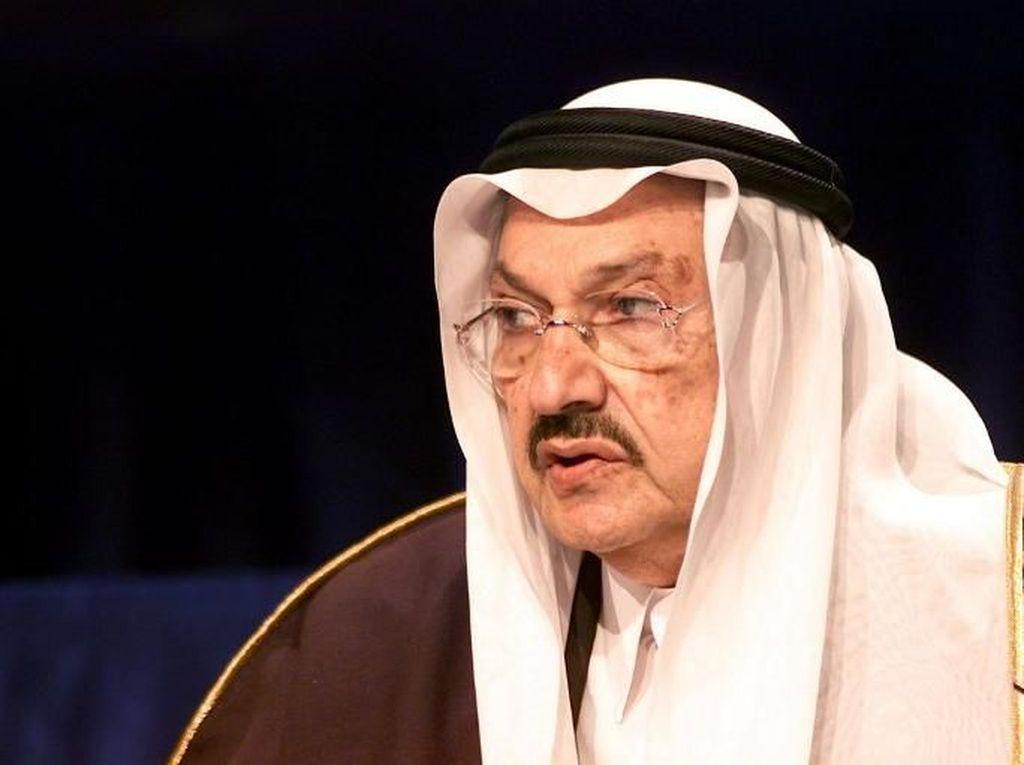 Pangeran Arab Saudi Talal bin Abdulaziz Meninggal Dunia