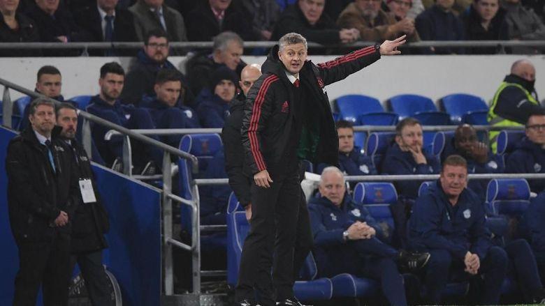 Piala FA Ada dalam Bidikkan Manchester United