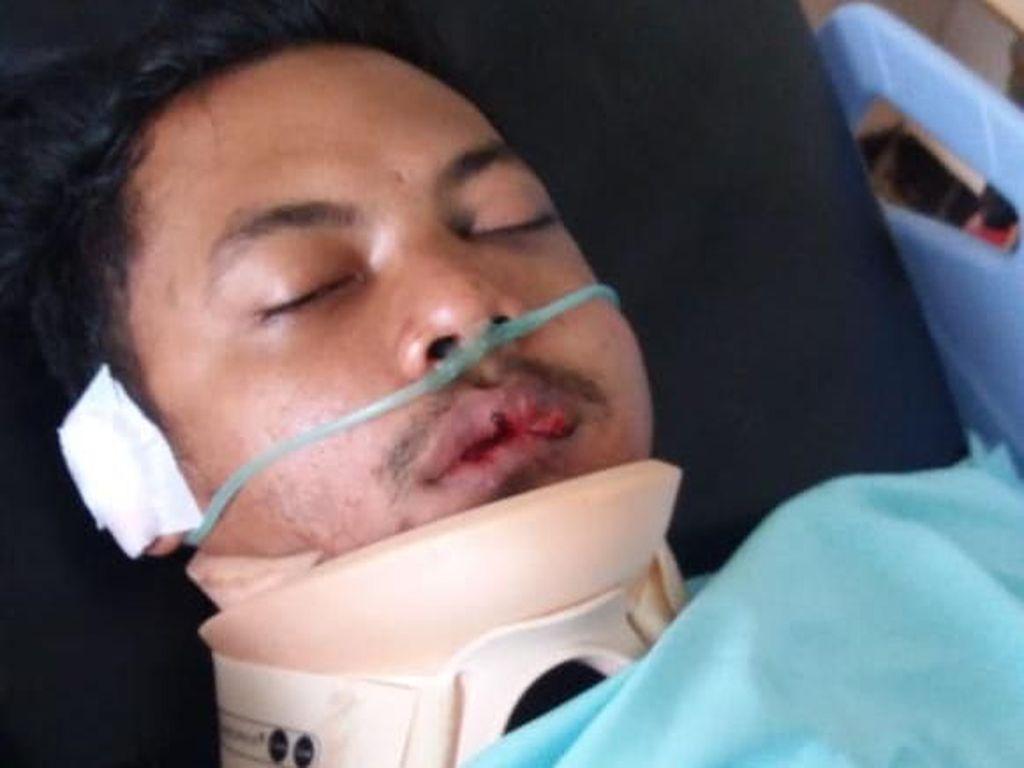Fokus Kesembuhan Krisna Adi, soal Sanksi PSSI Nanti Dulu