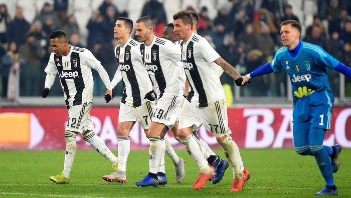 Juventus Umumkan Skuat Liga Champions, Tak Ada Can dan Mandzukic