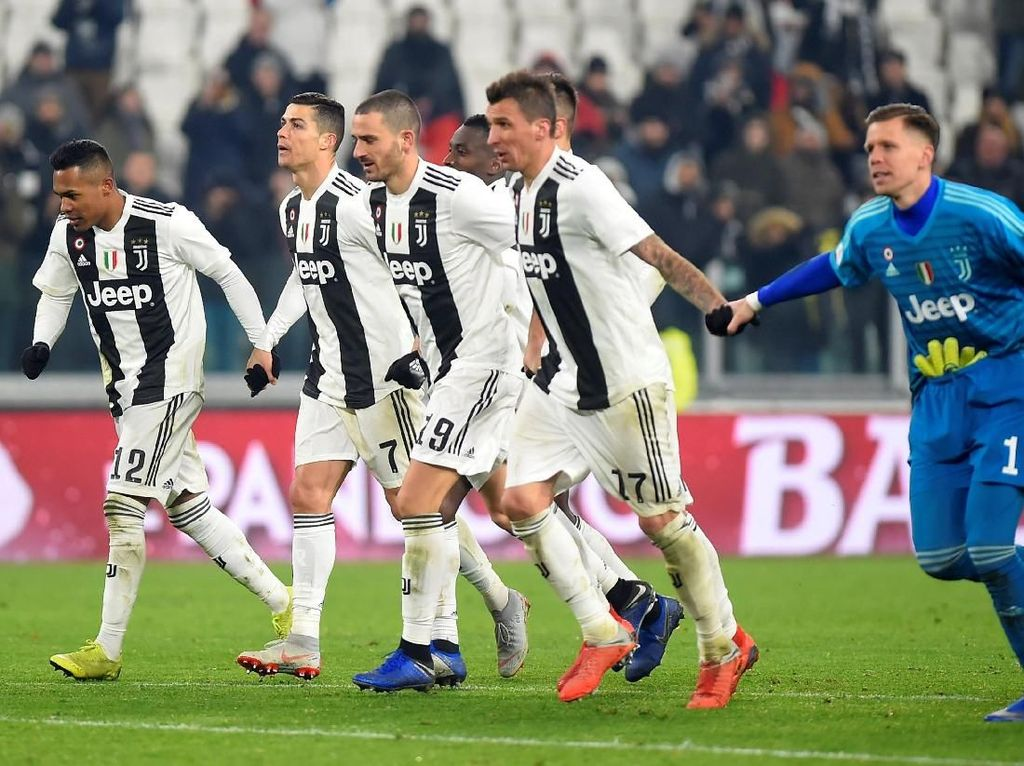 Piala Super Italia Trofi Pertama yang Diincar Juve Musim Ini