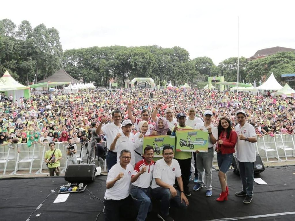 Berkah Penghujung Tahun dari Pertamina di Kota Tangerang