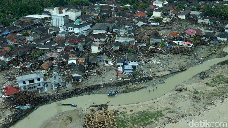 Update Jumlah Korban Tsunami Selat Sunda: 373 Tewas, 1.459 Luka-luka