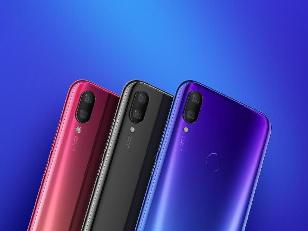 Xiaomi Patenkan Smartphone dengan 4 Sisi Melengkung
