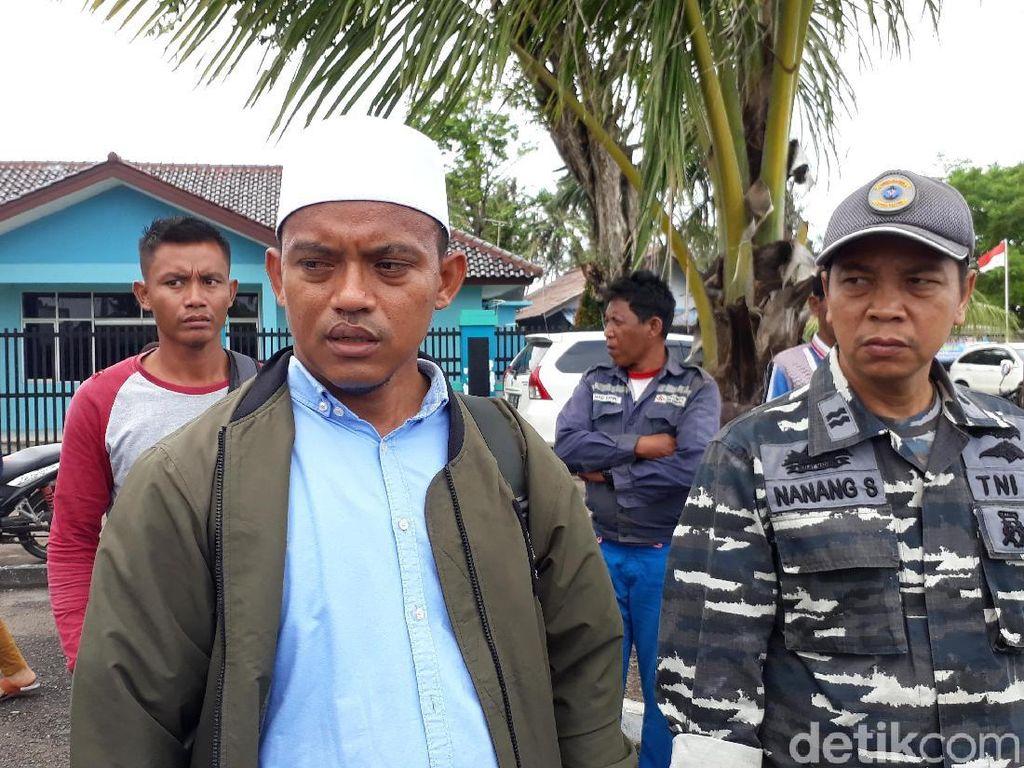 Cerita Fakhri Panjat Pohon Kelapa demi Loloskan Diri dari Tsunami