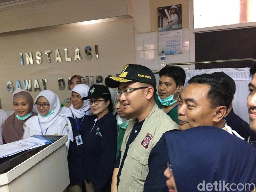 Mereka Rela Tak Pulang demi Korban Tsunami Anyer-Lampung